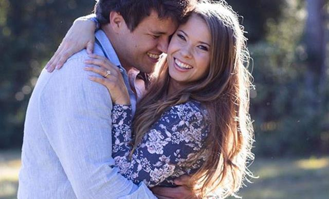 Bindi Irwin's sweet tribute to her late father as she announces her engagement to Chandler Powell
