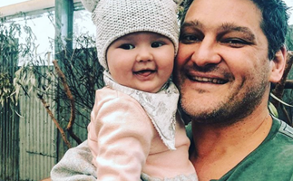 You've got to see Brendan Fevola's quirky tattoo tribute to his youngest daughter, Tobi