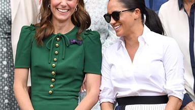 Kate Middleton and Meghan Markle have been communicating in an unexpected way all along - find out how