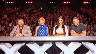 Australia's Got Talent judges Shane Jacobsen and Nicole Scherzinger tell all