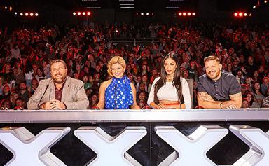 Australia's Got Talent judges Shane Jacobsen and Nicole Scherzinger tell all