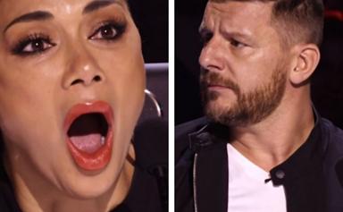 The shocking comment Australia's Got Talent's Nicole Scherzinger made to a nine-year-old