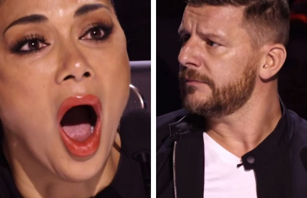The shocking comment Australia's Got Talent's Nicole Scherzinger made to a nine-year-old