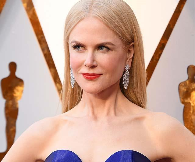 The surprising truth behind Nicole Kidman's iconic Oscars dress