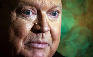 Friends fear for 'frail' Bert Newton as his health detiorates