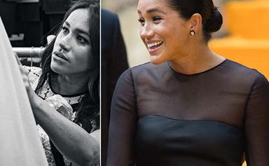 Palace announces Duchess Meghan's incredible new editing role at Vogue with stunning never-before-seen picture