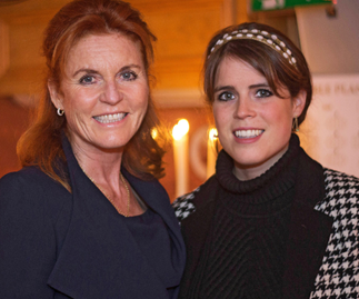 Is Princess Eugenie pregnant? Sarah Ferguson reveals the truth at event over the weekend