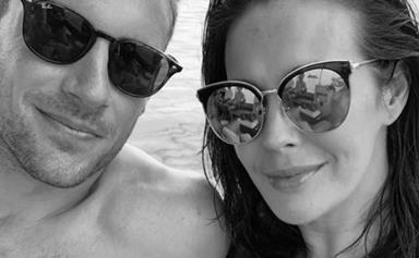 Survivor's Shaun Hampson opens up about his partner Megan Gale