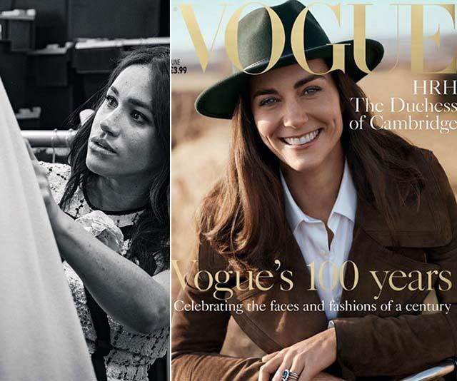 Why Meghan Markle's Vogue debut will be different to other royals