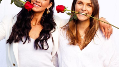 Laura Byrne and Britt Hockley just revealed some HUGE inside goss from the Bachelor mansion