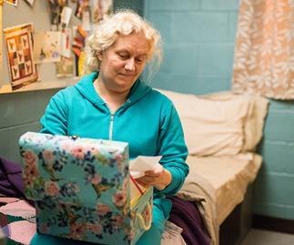 Celia Ireland spills on that heartbreaking scene in the Wentworth season seven finale