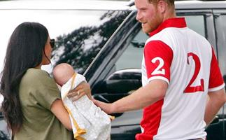 Prince Harry just dropped a BIG Royal Baby revelation in a surprise conversation