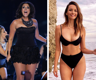 Ricki-Lee Coulter's amazing weight loss transformation in pictures
