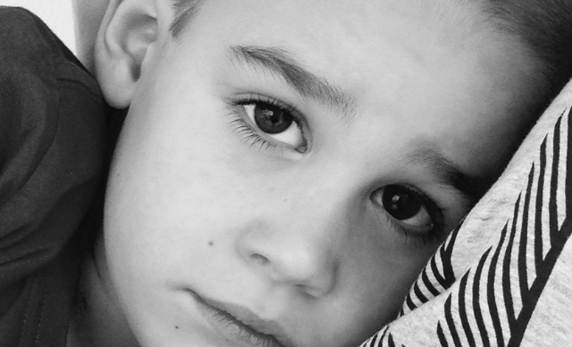 My four-year-old son ran away from his cancer treatment ... twice