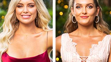 "The Bachelor's Monique hits back at Nichole: ""I don't see her as competition"""