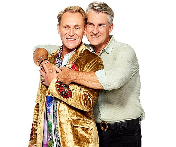 The Block: Mitch and Mark reveal the struggle they've faced when it comes to their sexuality