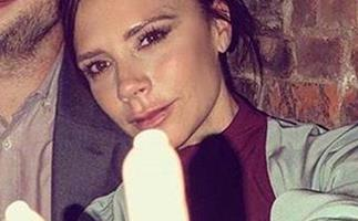 Victoria Beckham just revealed her royal hero on Instagram, and it's not who you'd expect