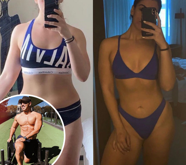 This super-ripped personal trainer reveals the fastest way to lose weight