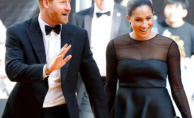 Prince Harry and Duchess Meghan just highlighted two incredible Australian charities on a global platform
