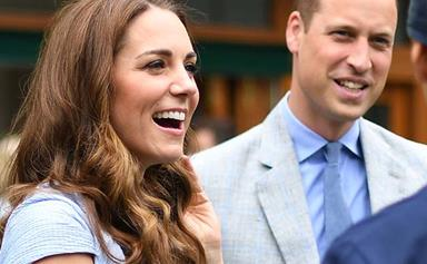 Prince William & Kate Middleton are about to get new neighbours, but there's a surprise catch