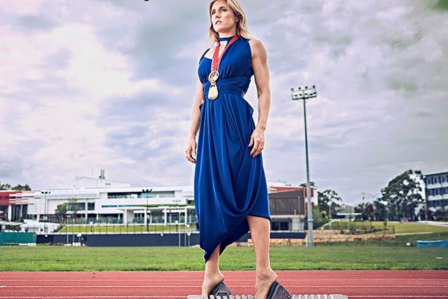 EXCLUSIVE: Sally Pearson opens up about her battle with anxiety and why she became her own coach