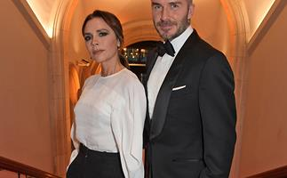 Victoria Beckham shares romantic snap of herself and husband David in Italy