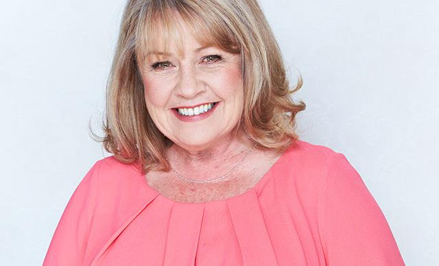 Noni Hazlehurst reveals her two sons are her greatest joy