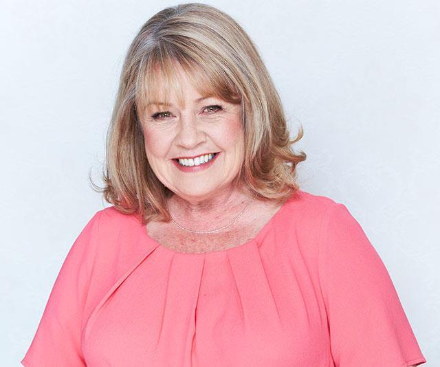 Noni Hazlehurst reveals her two sons are her greatest joy