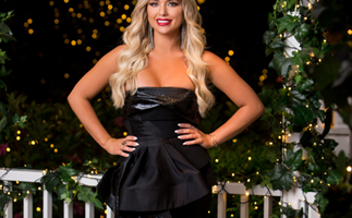 """The Bachelor's Monique confesses to """"living in constant anxiety and fear"""""""