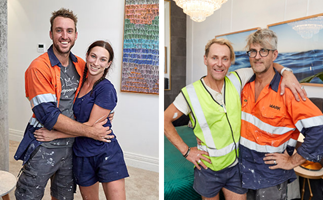 See inside The Block 2019's first room reveal as the teams unveil their guest bedroom