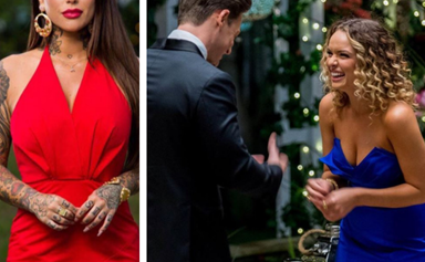 EXCLUSIVE: The Bachelor's Jessica says Abbie will win, but Matt won't be thinking with his head