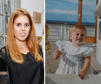Sarah Ferguson releases never-before-seen photographs for Princess Beatrice's birthday