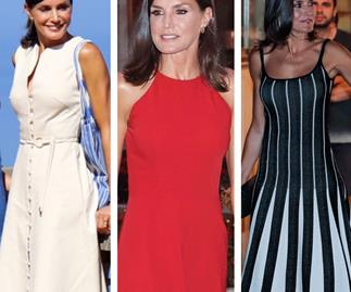 All the drool-worthy pics to prove Queen Letizia is the ultimate hero of royal fashion