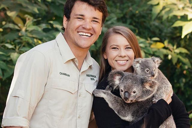 Bindi Irwin and Chandler Powell's $10 million wedding at Australia Zoo