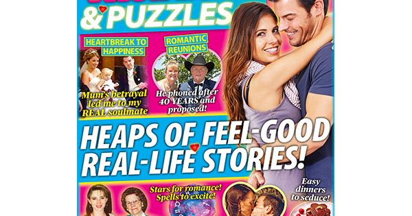 Take 5 True Love & Puzzles Online Entry Coupon | Prizes To Love
