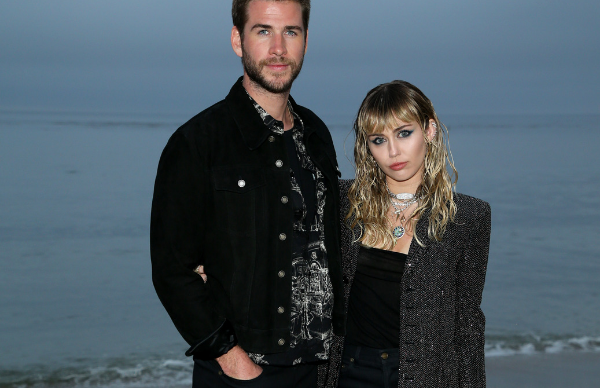 Miley Cyrus breaks her silence after shock split from Liam Hemsworth