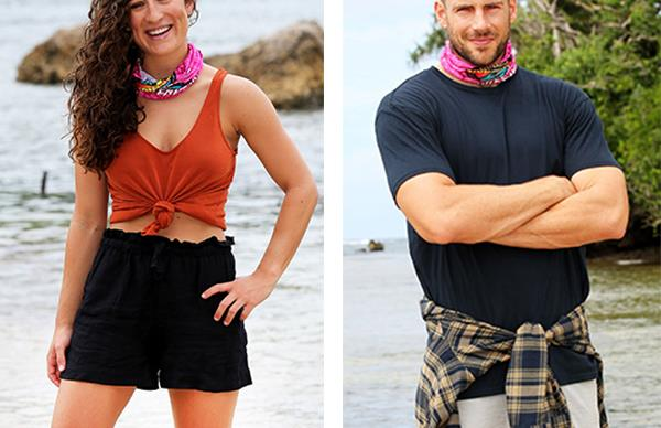 Survivor tribe-steal bomb: Power couple Shaun and Daisy are reunited