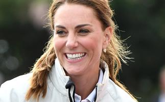 Kate Middleton just quietly had a milestone fashion moment... and we nearly missed it
