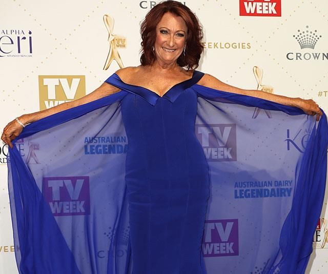 Home and Away's Lynne McGranger reveals she receives X-rated texts from fans