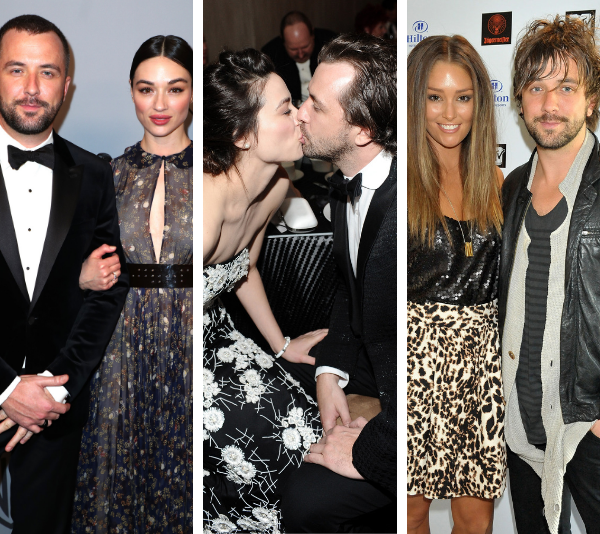 A complete timeline of SeaChange star Darren McMullen's ex-girlfriends