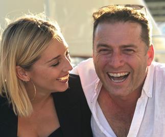 Jasmine Yarbrough shares sweet tribute to Karl Stefanovic on his 45th birthday