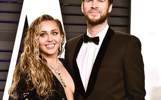 Liam Hemsworth Miley Cyrus split