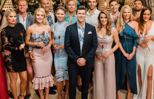 Bachelor in Paradise Australia stars sent into a frenzy after one of their co-stars ties the knot