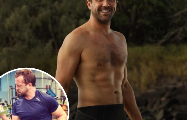 EXCLUSIVE: Darren McMullen reveals the insanely strict diet that got him ripped for SeaChange