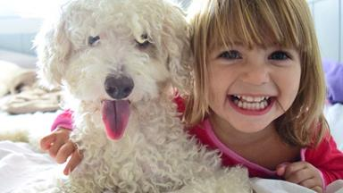 Children and pets: How to keep your kids safe