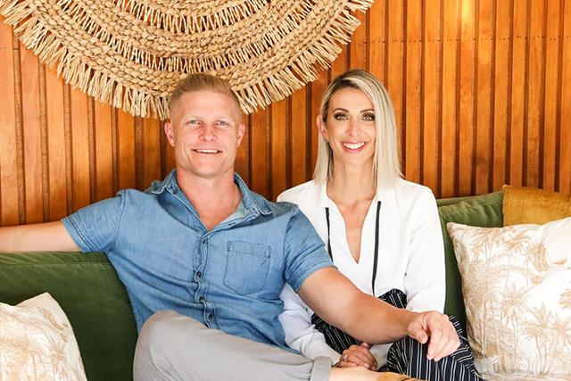 House Rules winners Aaron and Daniella Winter's family home up for sale for DOUBLE  original price