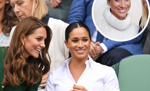 Stunning unearthed photo of Meghan Markle reveals her unlikely connection to Kate Middleton years before they met