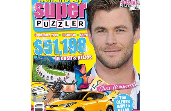 Woman's Day Superpuzzler Issue 140 Online Entry