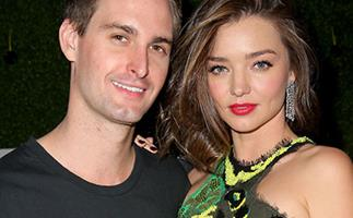 Baby joy! Miranda Kerr and Evan Spiegel welcome their second child together