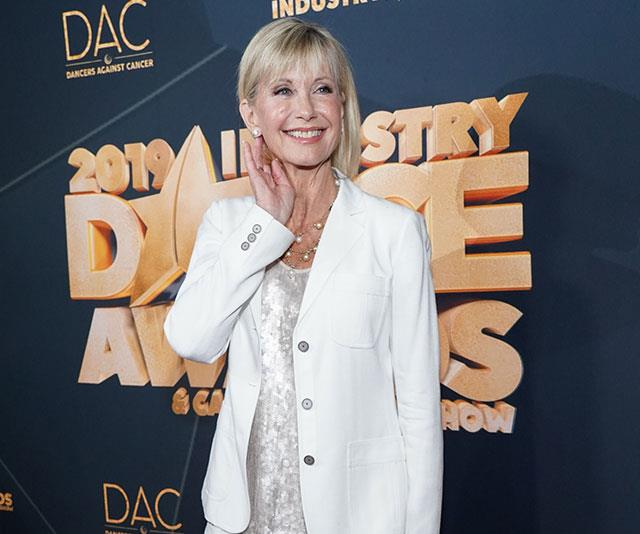 JUST IN: Olivia Newton John shares cancer update with fans